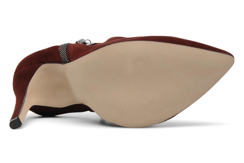 Stiefeletten & Boots Carvela SAMBA weinrot ansicht von oben