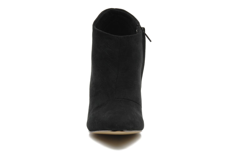 Stivaletti e tronchetti I Love Shoes Number Nero modello indossato