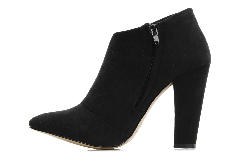 Stivaletti e tronchetti I Love Shoes Number Nero immagine frontale