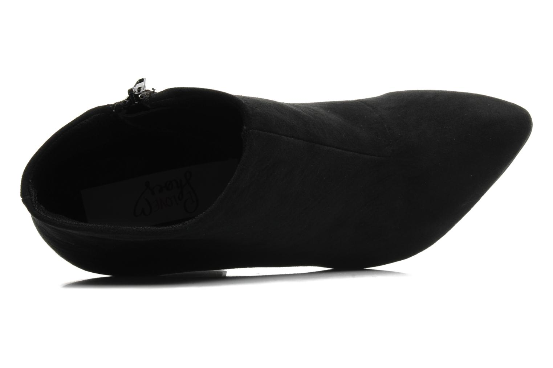 Stivaletti e tronchetti I Love Shoes Number Nero immagine sinistra