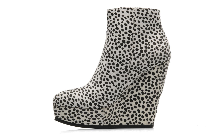 Boots en enkellaarsjes I Love Shoes Needed Multicolor voorkant