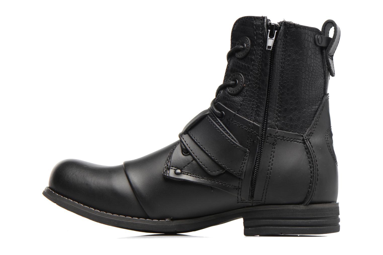 Bottines et boots Bunker Tara sozo Noir vue face