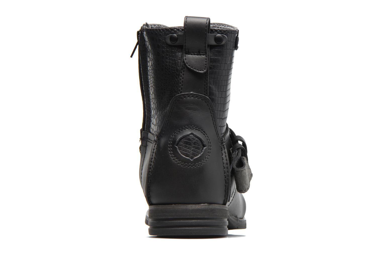 Bottines et boots Bunker Tara sozo Noir vue droite