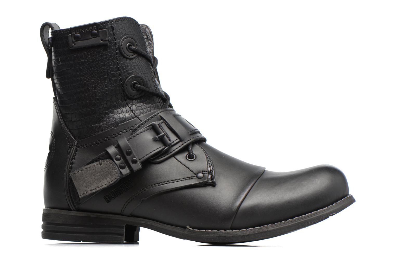 Bottines et boots Bunker Tara sozo Noir vue derrière