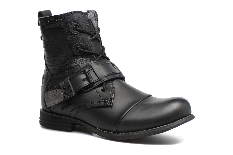 Bottines et boots Bunker Tara sozo Noir vue détail/paire