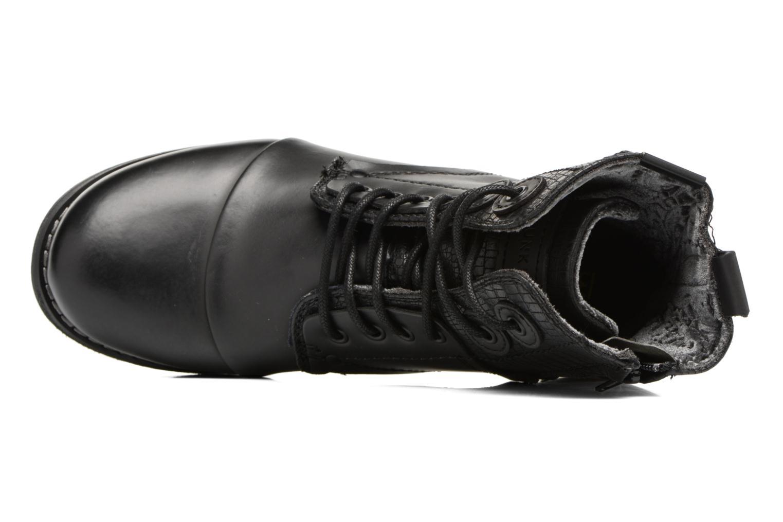 Boots en enkellaarsjes Bunker Sara sar Zwart links