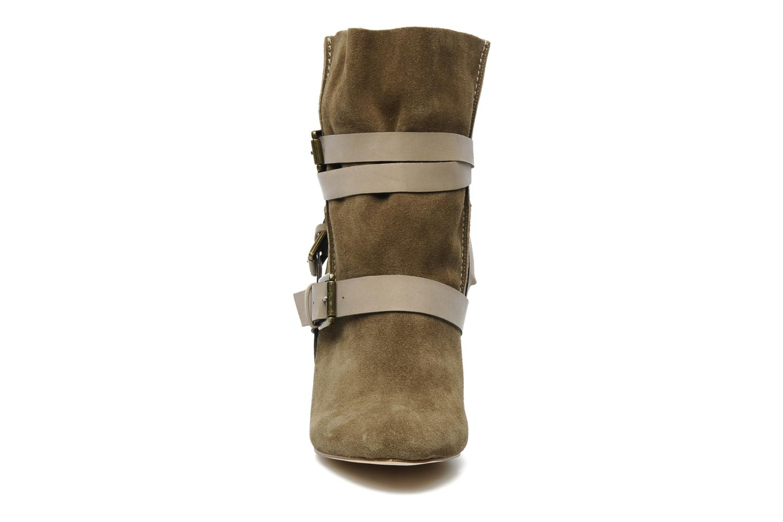 Bottines et boots Chocolate Schubar Gis Vert vue portées chaussures