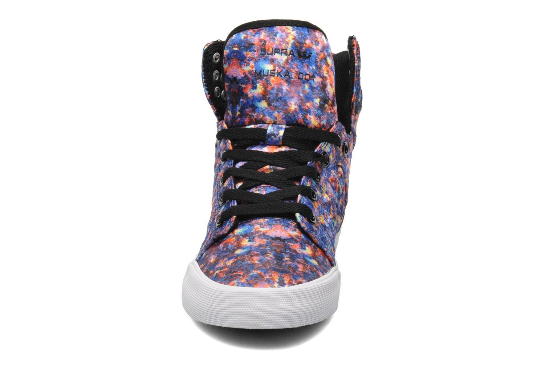 Sneaker Supra Skytop w mehrfarbig schuhe getragen