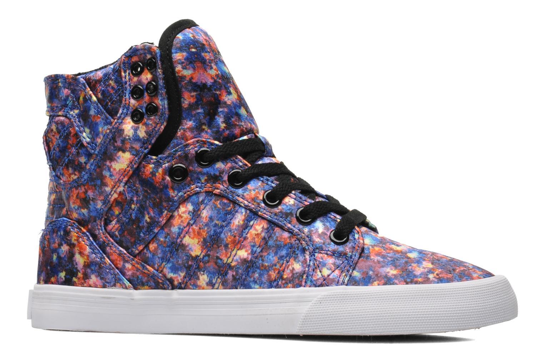 Sneaker Supra Skytop w mehrfarbig ansicht von hinten