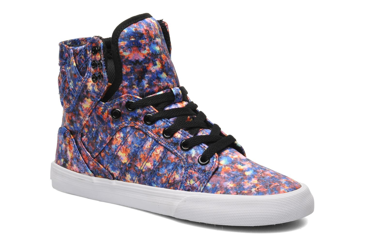 Sneakers Supra Skytop w Multicolor detail