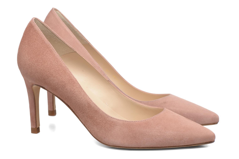 High heels L.K. Bennett Floret Pink 3/4 view