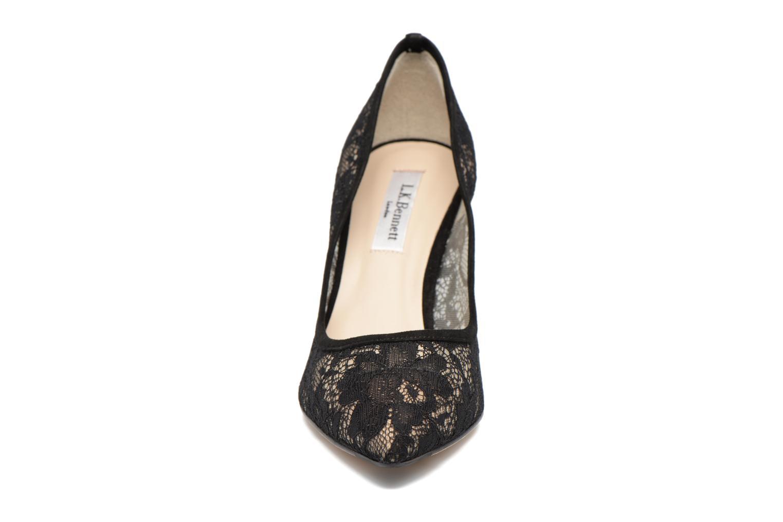 Zapatos de tacón L.K. Bennett Floret Negro vista del modelo