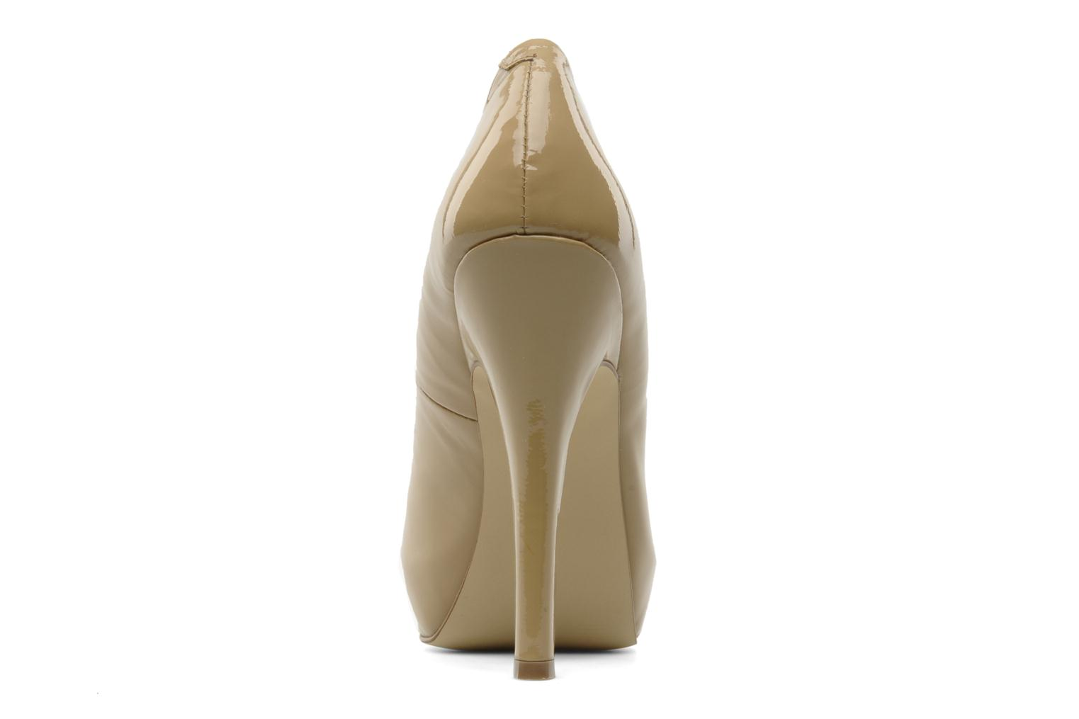 High heels Steve Madden Traisie Beige view from the right