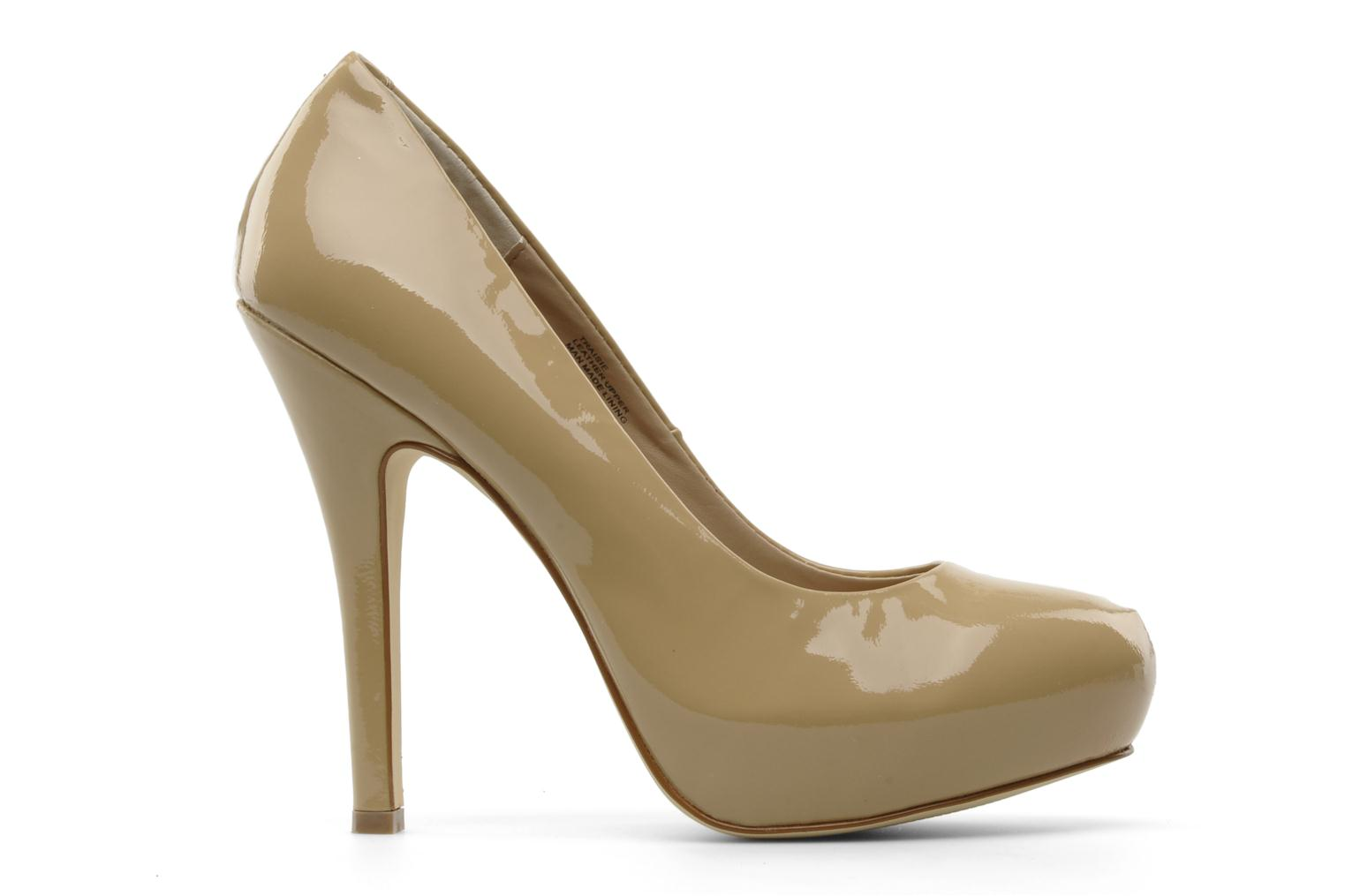 High heels Steve Madden Traisie Beige back view