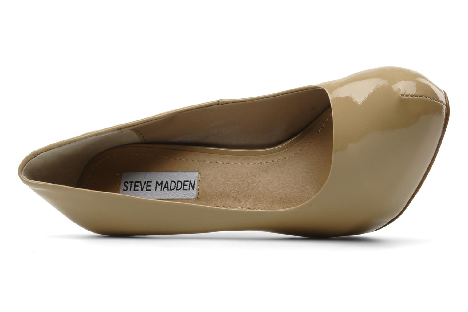 High heels Steve Madden Traisie Beige view from the left