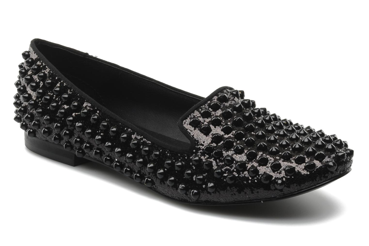 Studly Black with studs