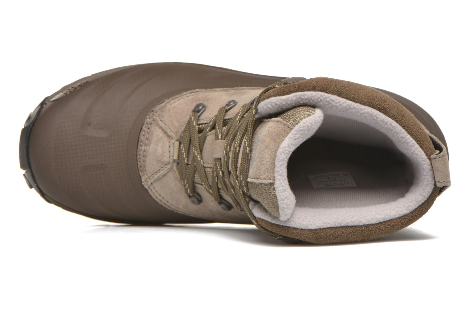 Chaussures de sport The North Face M Chilkat II Beige vue gauche