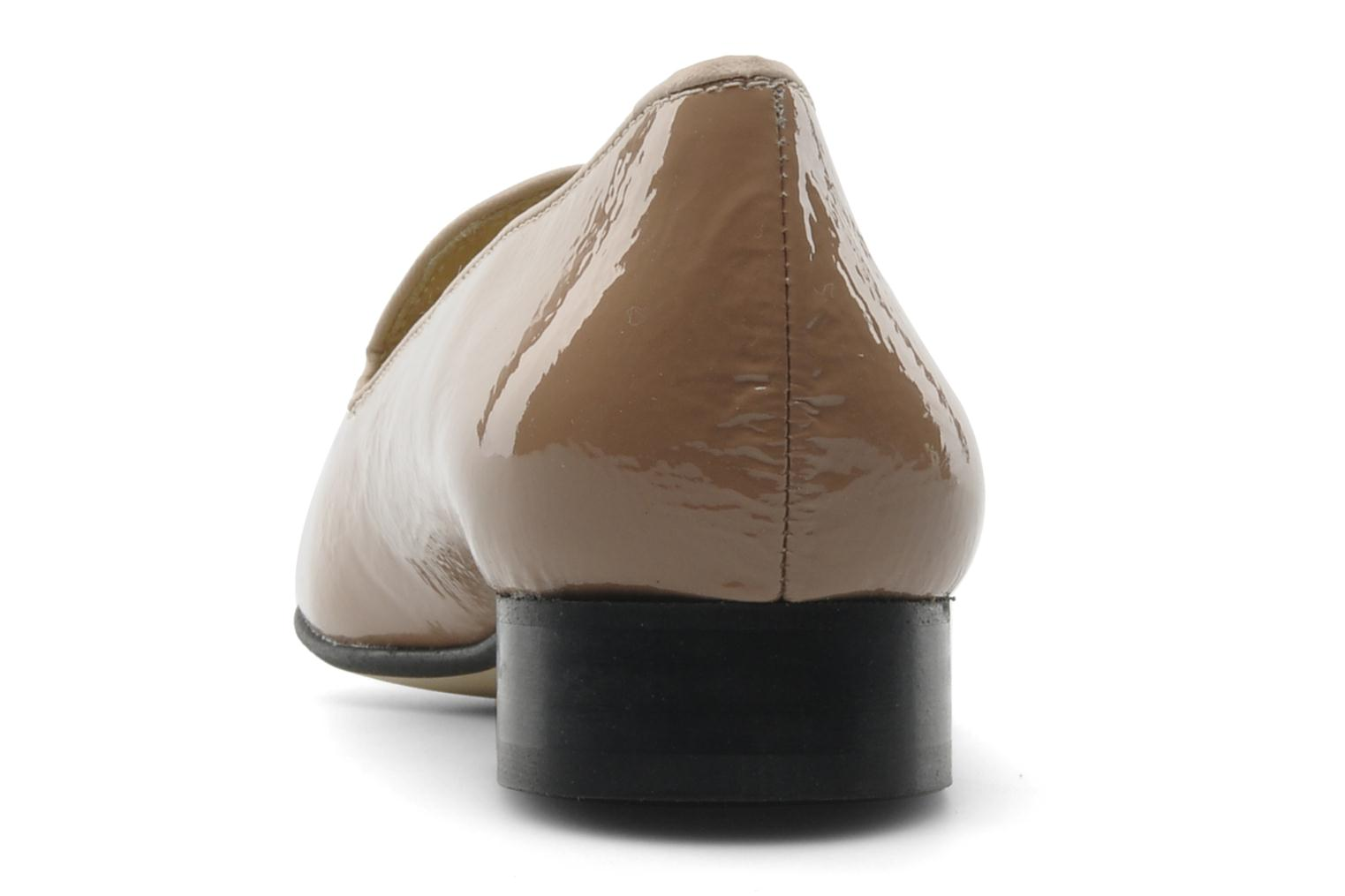 Loafers Valensi Vovon Beige view from the right
