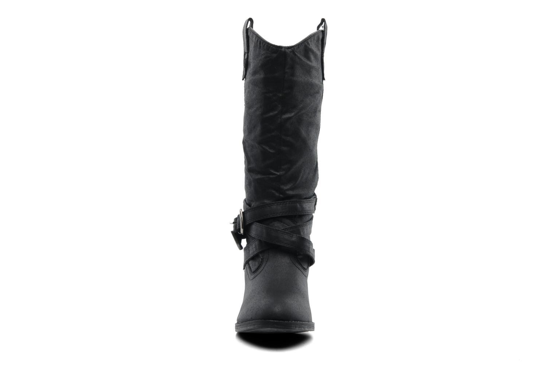 Bottines et boots Rocket Dog SIDESTEP Noir vue portées chaussures