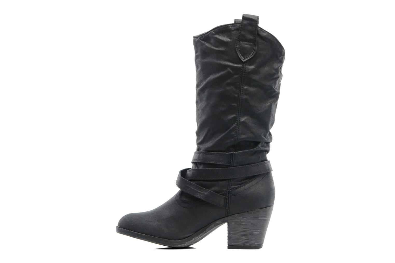 Ankle boots Rocket Dog SIDESTEP Black front view
