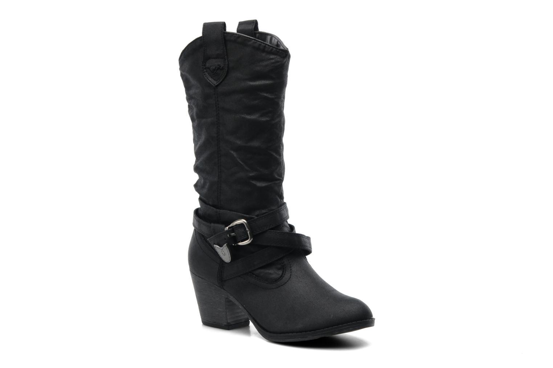 Bottines et boots Rocket Dog SIDESTEP Noir vue détail/paire