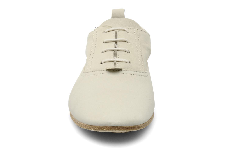 Chaussures à lacets Koah Dakota Beige vue portées chaussures