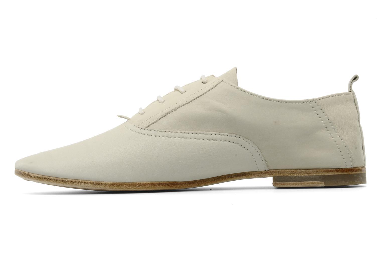 Chaussures à lacets Koah Dakota Beige vue face