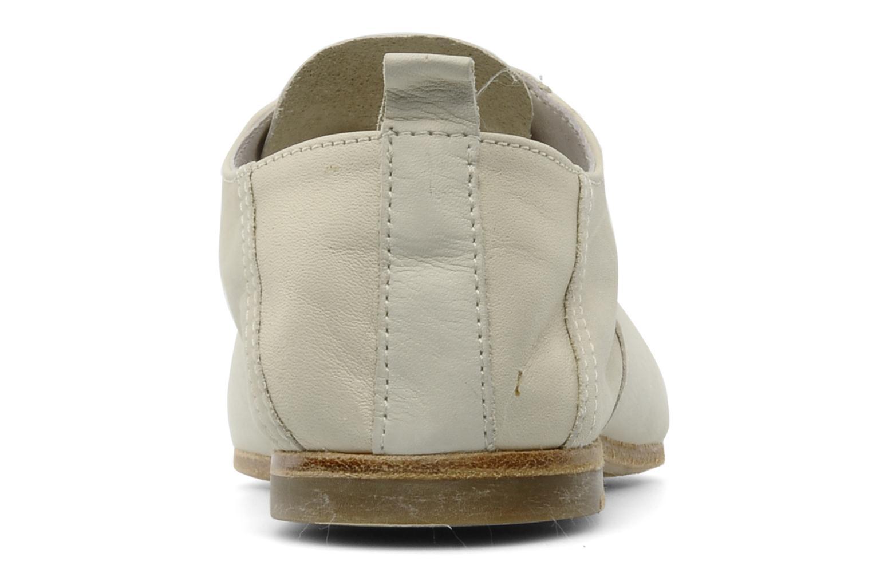 Chaussures à lacets Koah Dakota Beige vue droite
