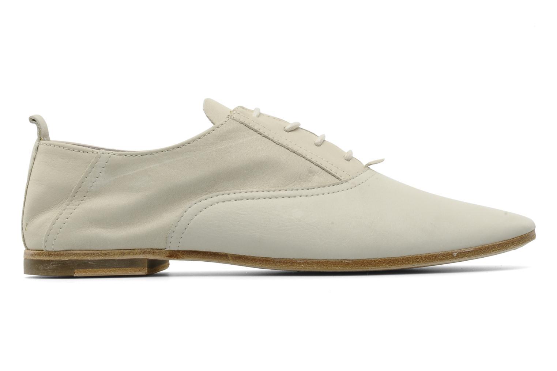 Chaussures à lacets Koah Dakota Beige vue derrière