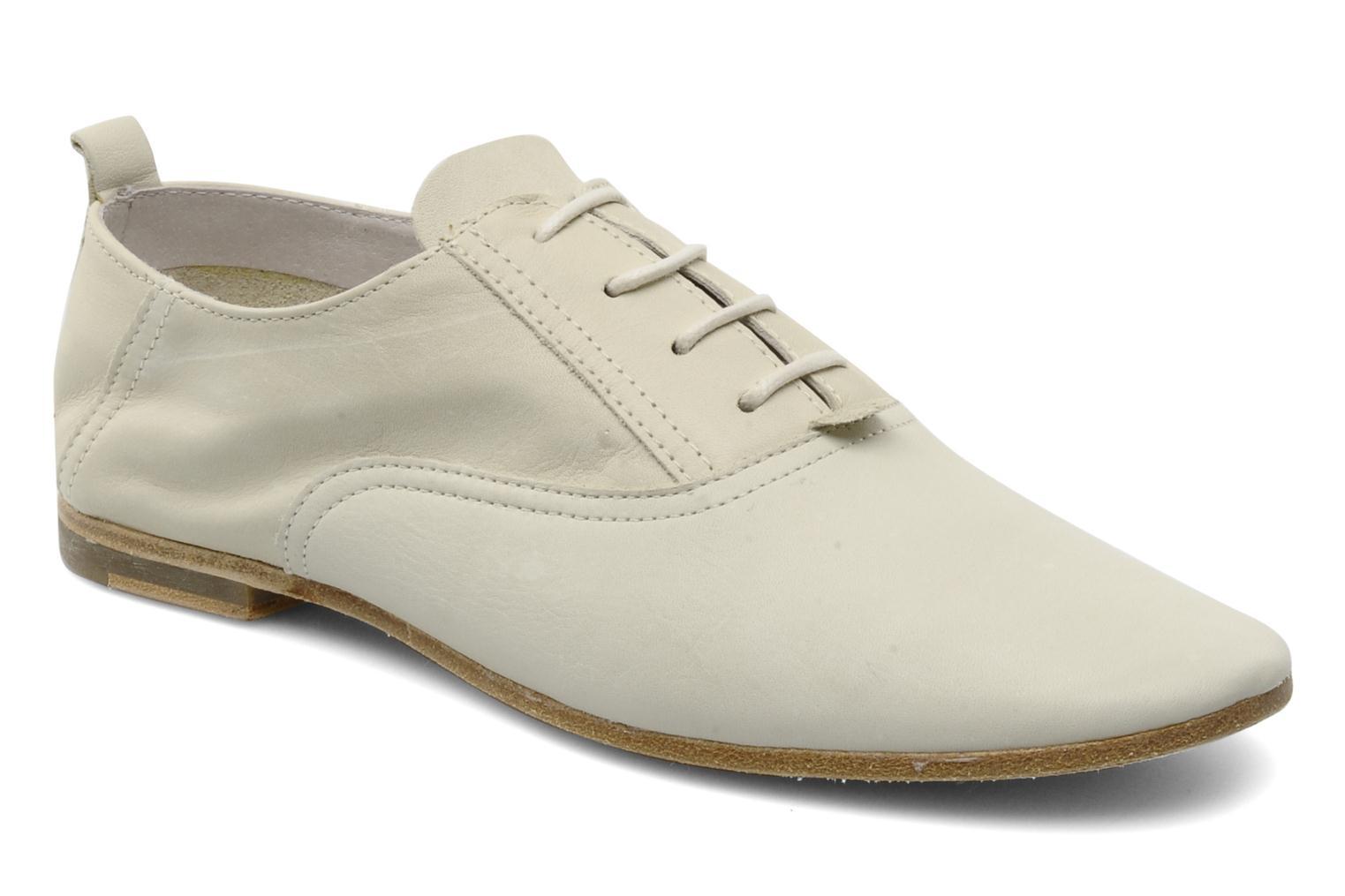 Chaussures à lacets Koah Dakota Beige vue détail/paire
