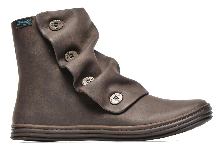 Bottines et boots Blowfish Rabbit Marron vue derrière