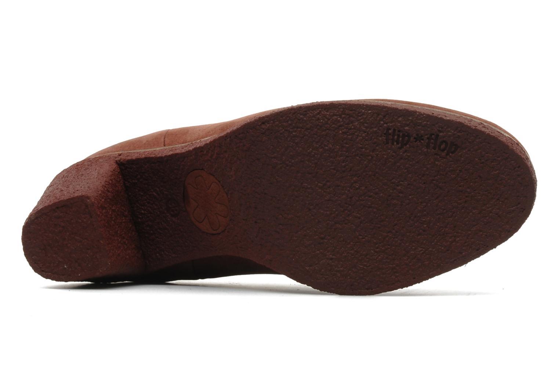 Bottines et boots Flipflop PEKKA DOS Marron vue haut