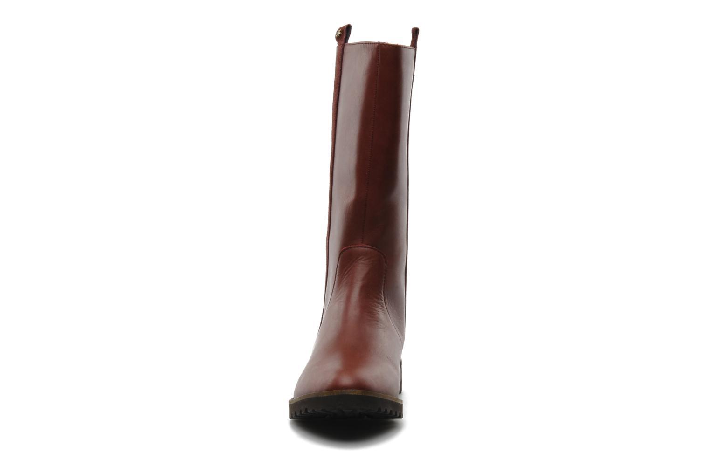 Bottines et boots Flipflop CORDOBA Marron vue portées chaussures
