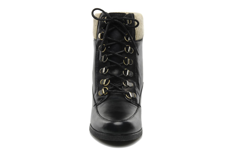 Bottines et boots Derhy Caste Noir vue portées chaussures
