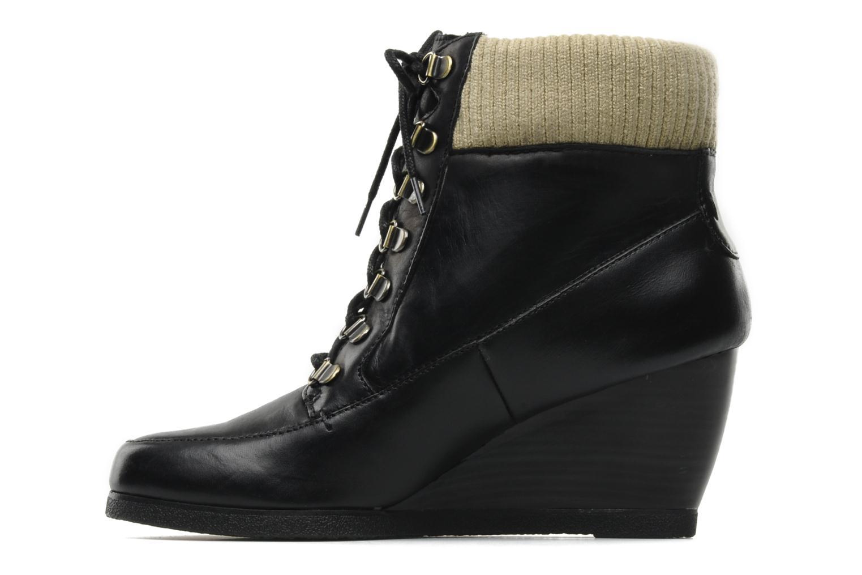 Boots en enkellaarsjes Derhy Caste Zwart voorkant