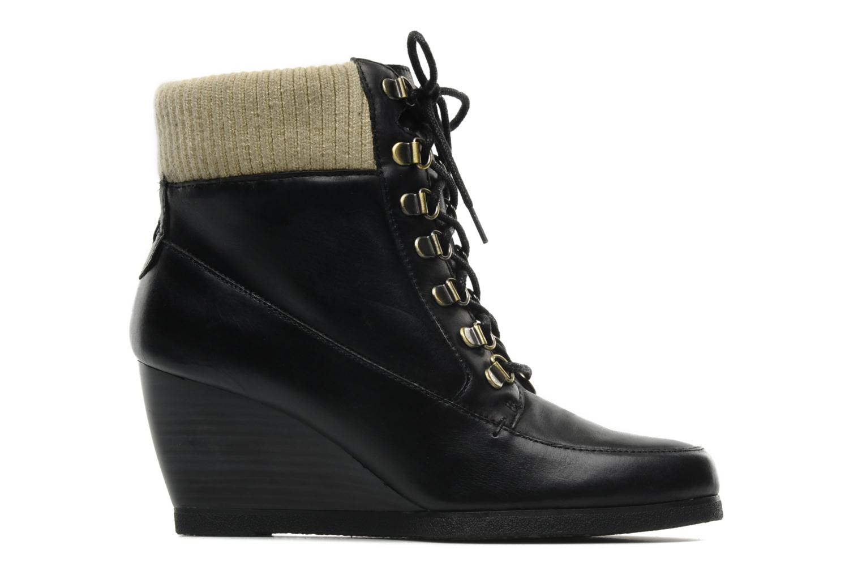 Boots en enkellaarsjes Derhy Caste Zwart achterkant