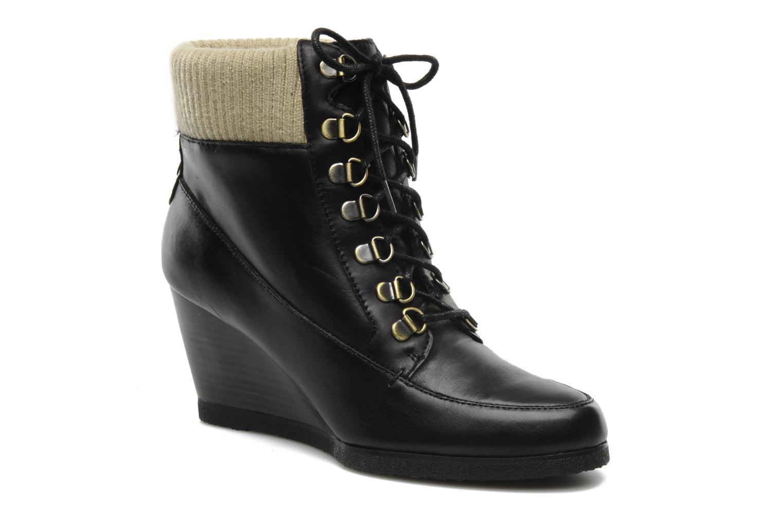 Bottines et boots Derhy Caste Noir vue détail/paire