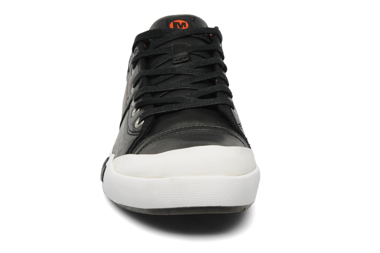 Sneaker Merrell RANT BRASH schwarz schuhe getragen