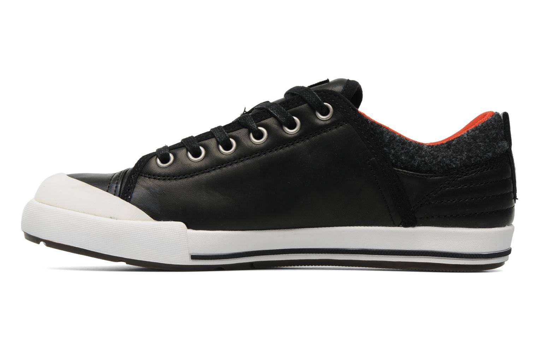 Sneaker Merrell RANT BRASH schwarz ansicht von vorne
