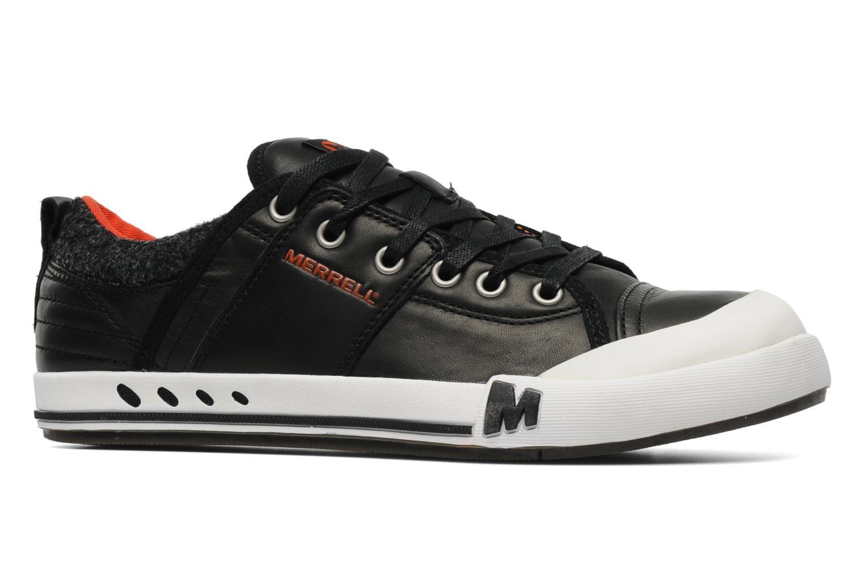 Sneaker Merrell RANT BRASH schwarz ansicht von hinten
