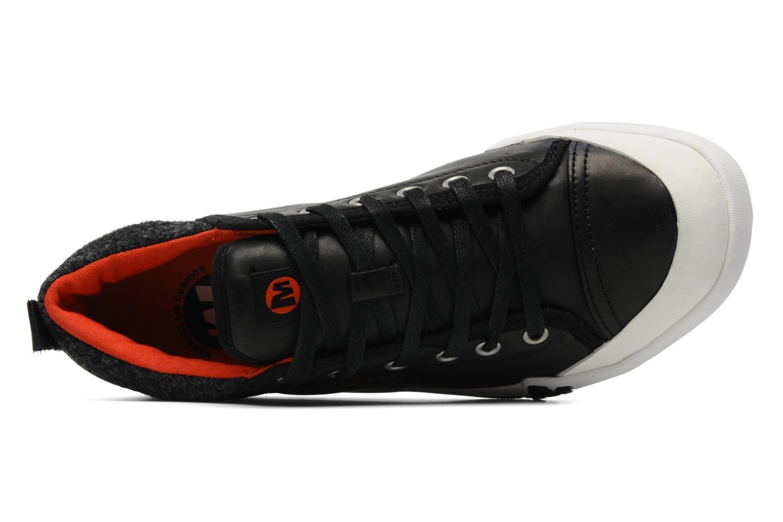 Sneaker Merrell RANT BRASH schwarz ansicht von links