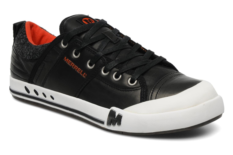 Sneaker Merrell RANT BRASH schwarz detaillierte ansicht/modell