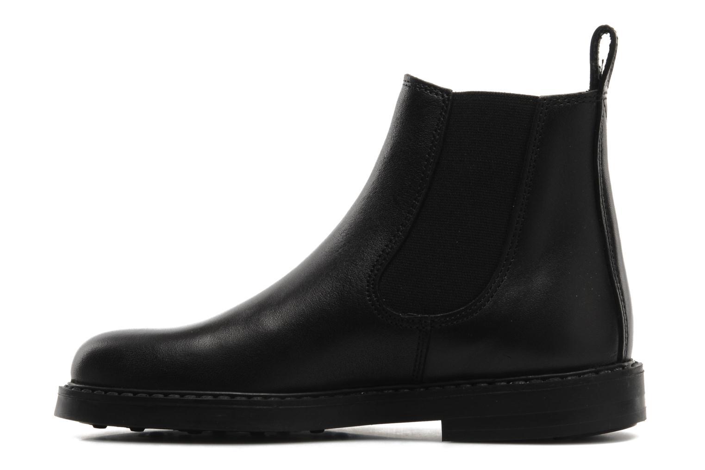 Bottines et boots Aigle Shetland Noir vue face