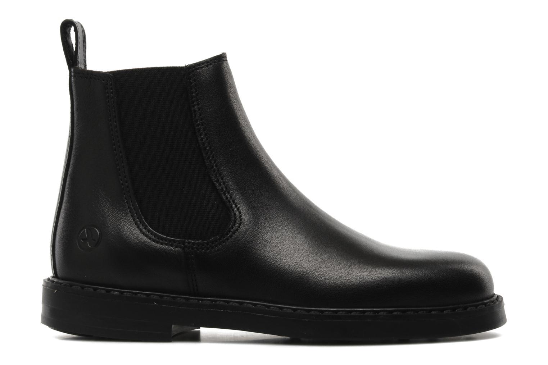 Bottines et boots Aigle Shetland Noir vue derrière
