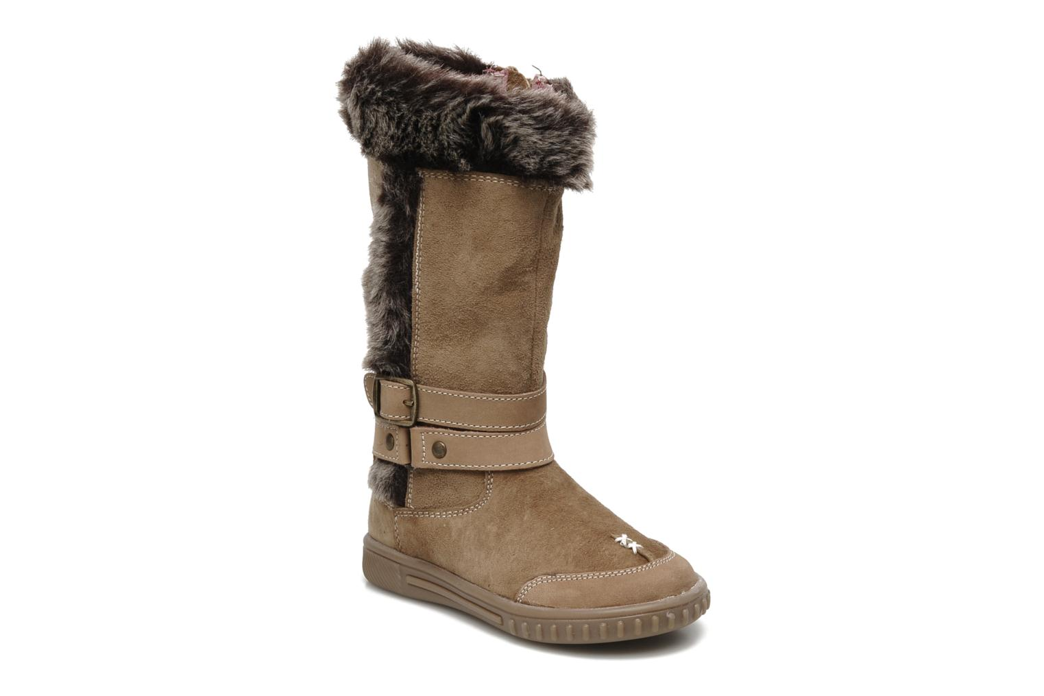 Boots & wellies Hush Puppies COLEY Brown detailed view/ Pair view