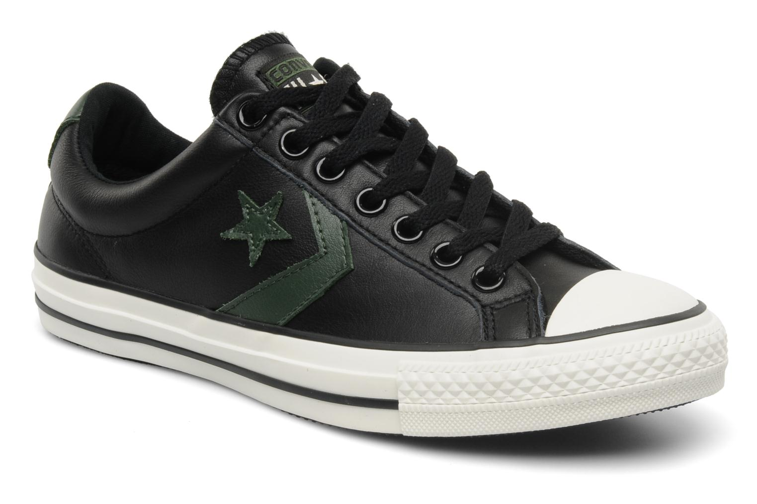 converse star player leather ox m