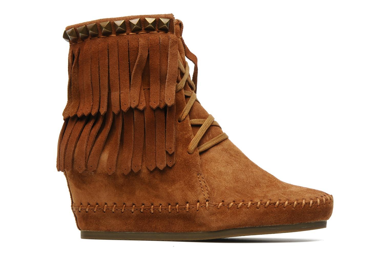 Bottines et boots Ash Santa Fe Marron vue derrière