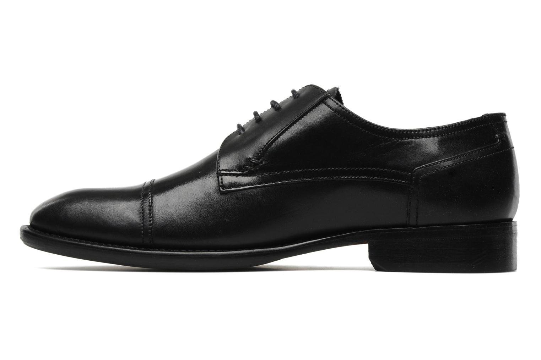 Chaussures à lacets Marvin&Co Thepia Noir vue face