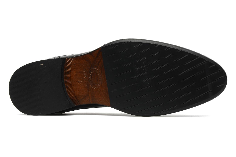 Scarpe con lacci Marvin&Co Thepia Nero immagine dall'alto