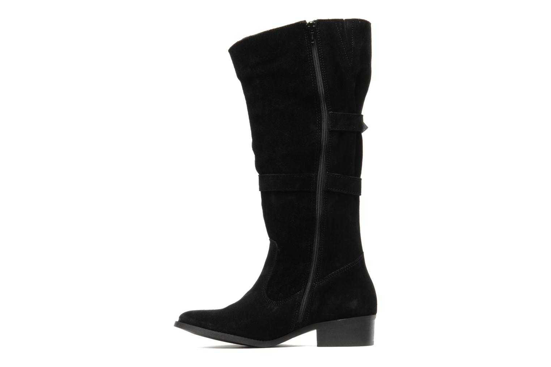 Stiefel Arima pour Elle Fidelia velours schwarz ansicht von vorne